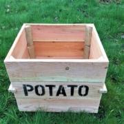 Potato grow box